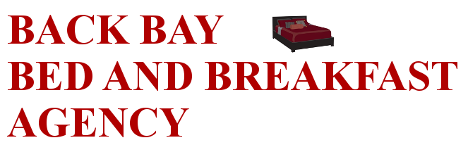 Back Bay Bed and Breakfast Agency